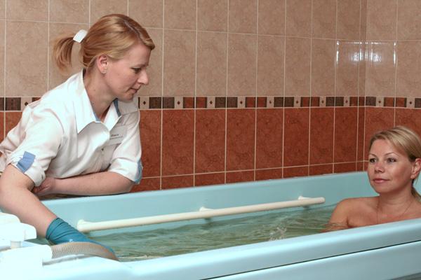 Подводный массаж в москве свао